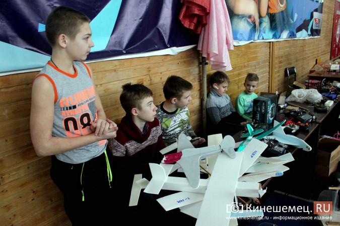 В Кинешме прошли соревнования по запуску авиамоделей памяти летчика Алексея Сорнева фото 31