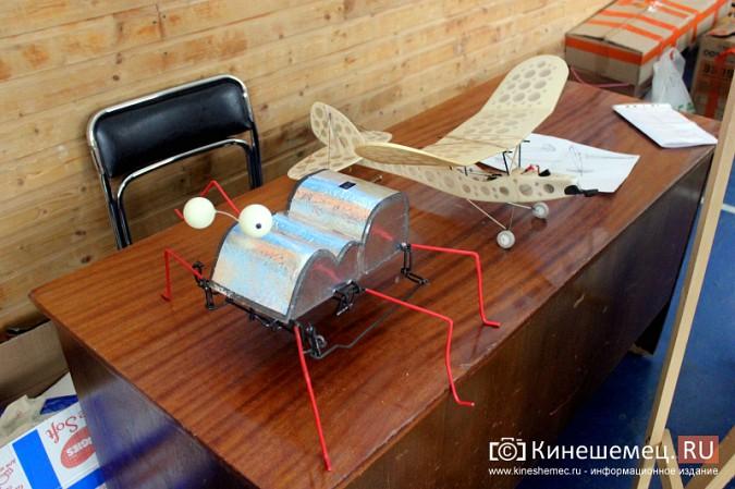 В Кинешме прошли соревнования по запуску авиамоделей памяти летчика Алексея Сорнева фото 32