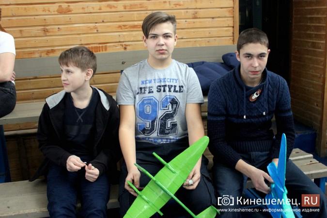 В Кинешме прошли соревнования по запуску авиамоделей памяти летчика Алексея Сорнева фото 19