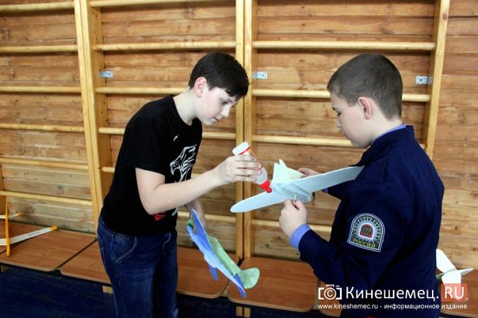В Кинешме прошли соревнования по запуску авиамоделей памяти летчика Алексея Сорнева фото 9