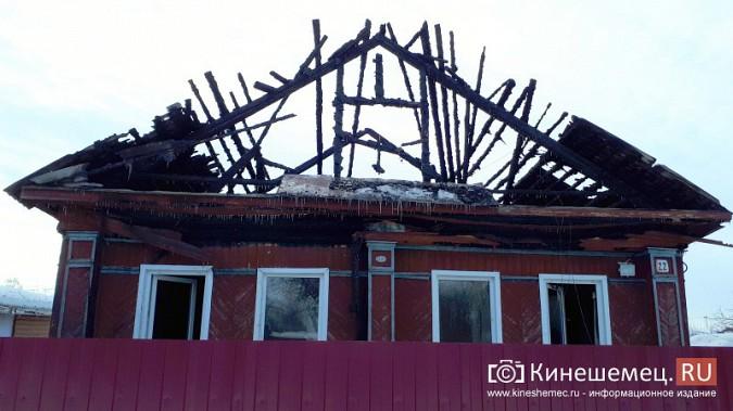 Смелые соседи спасли на пожаре кинешемку с детьми фото 4