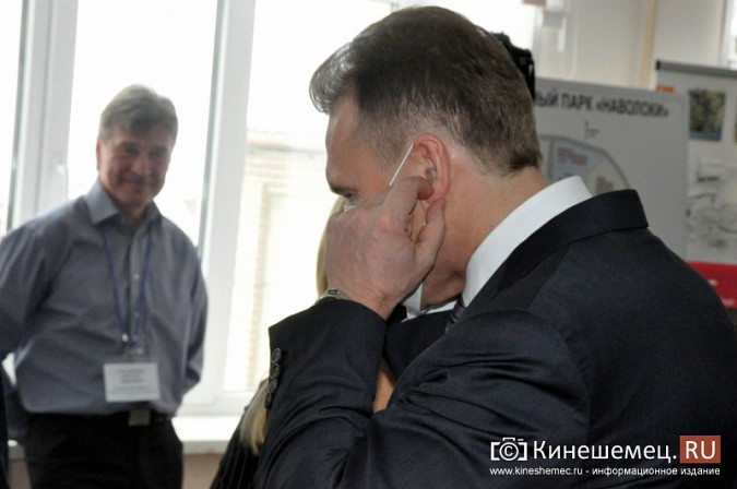 На вице-премьера Игоря Шувалова произвели впечатление Наволоки и резиденты будущего ТОСЭР фото 14