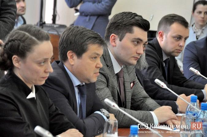 На вице-премьера Игоря Шувалова произвели впечатление Наволоки и резиденты будущего ТОСЭР фото 20
