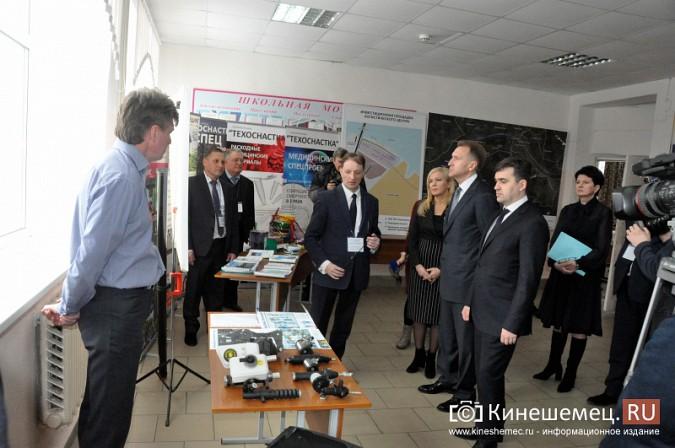 На вице-премьера Игоря Шувалова произвели впечатление Наволоки и резиденты будущего ТОСЭР фото 8