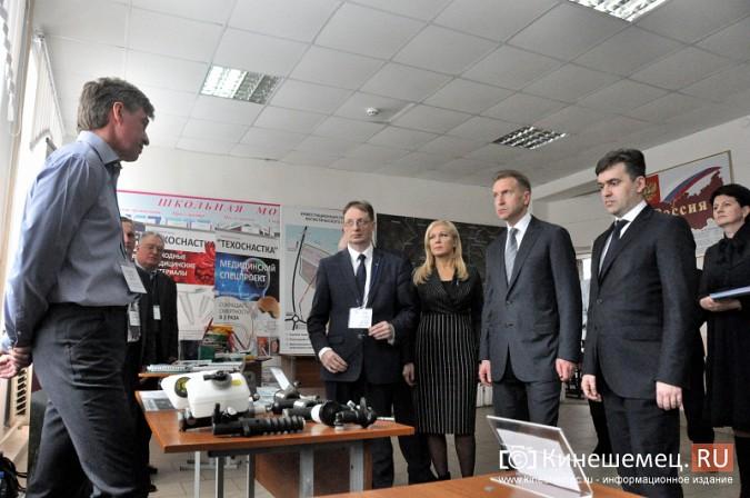 На вице-премьера Игоря Шувалова произвели впечатление Наволоки и резиденты будущего ТОСЭР фото 11