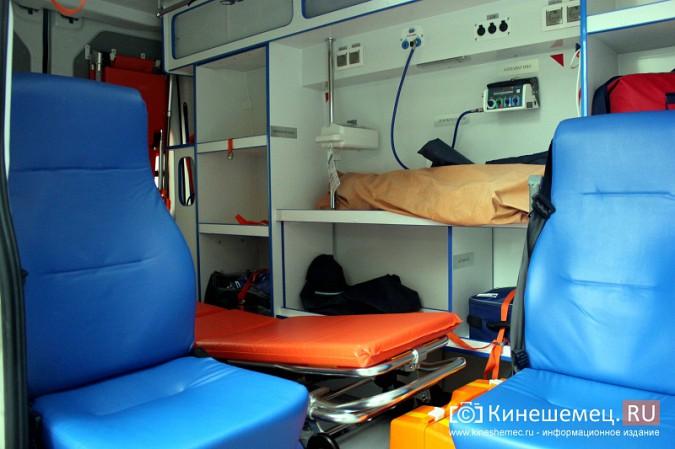 Шокирующие будни водителей кинешемской скорой помощи фото 22