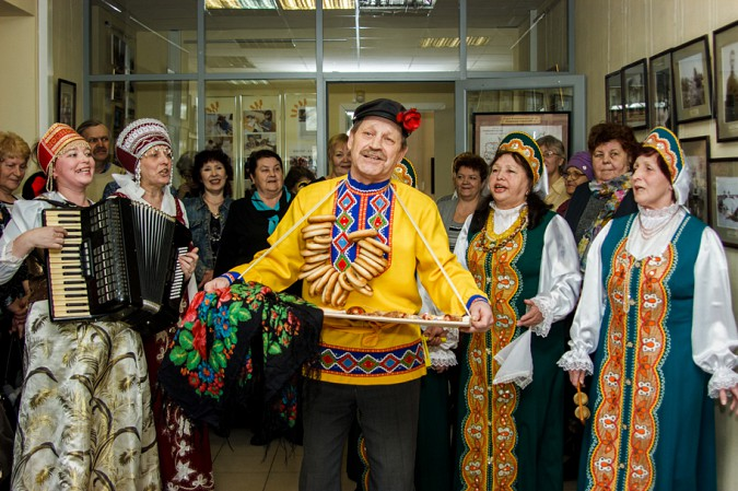 В Кинешме выставили фотографии, сделанные Борисом Кустодиевым фото 5