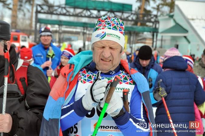 Кинешемский марафон собрал более 300 лыжников Ивановской области фото 14