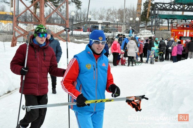 Кинешемский марафон собрал более 300 лыжников Ивановской области фото 23