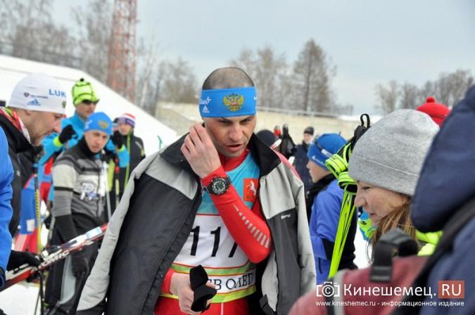 Кинешемский марафон собрал более 300 лыжников Ивановской области фото 34