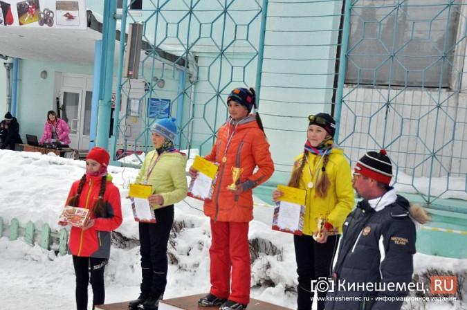 Кинешемский марафон собрал более 300 лыжников Ивановской области фото 32