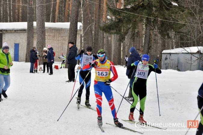 Кинешемский марафон собрал более 300 лыжников Ивановской области фото 65
