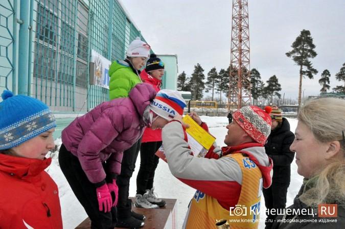 Кинешемский марафон собрал более 300 лыжников Ивановской области фото 66