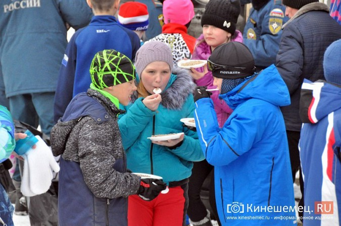 Кинешемский марафон собрал более 300 лыжников Ивановской области фото 30