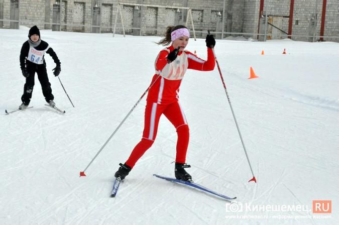 Кинешемский марафон собрал более 300 лыжников Ивановской области фото 28