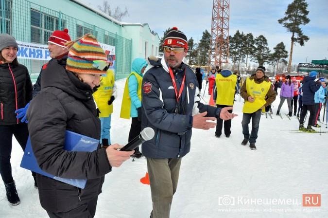 Кинешемский марафон собрал более 300 лыжников Ивановской области фото 13