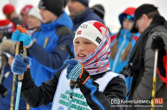 Кинешемский марафон собрал более 300 лыжников Ивановской области фото 2