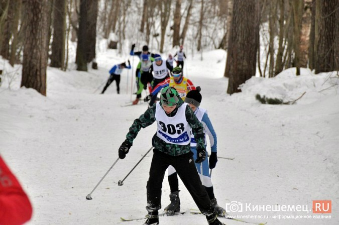 Кинешемский марафон собрал более 300 лыжников Ивановской области фото 62