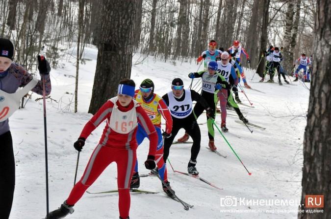 Кинешемский марафон собрал более 300 лыжников Ивановской области фото 40