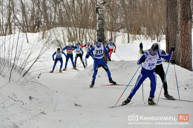 Кинешемский марафон собрал более 300 лыжников Ивановской области фото 59