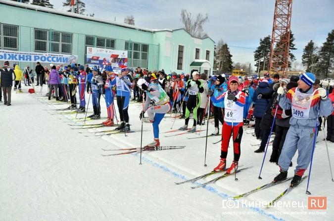 Кинешемский марафон собрал более 300 лыжников Ивановской области фото 16