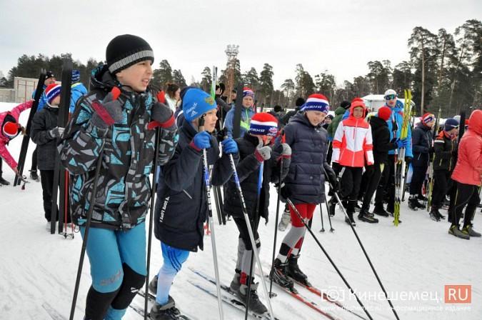 Кинешемский марафон собрал более 300 лыжников Ивановской области фото 11
