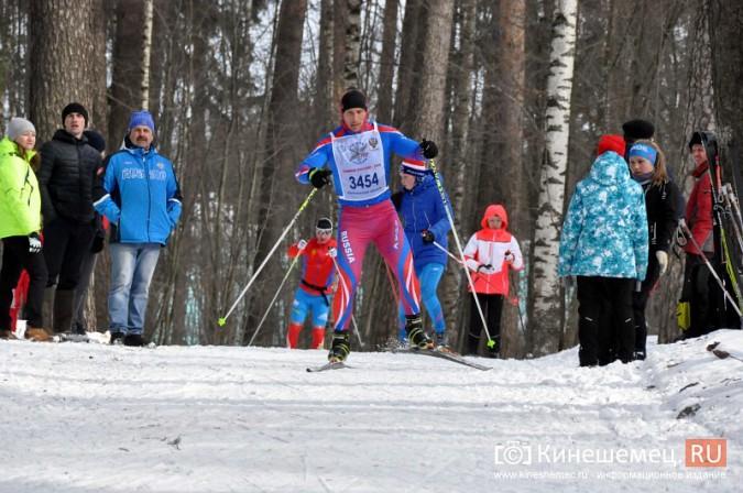 Кинешемский марафон собрал более 300 лыжников Ивановской области фото 39