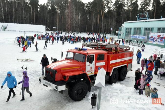 Кинешемский марафон собрал более 300 лыжников Ивановской области фото 18