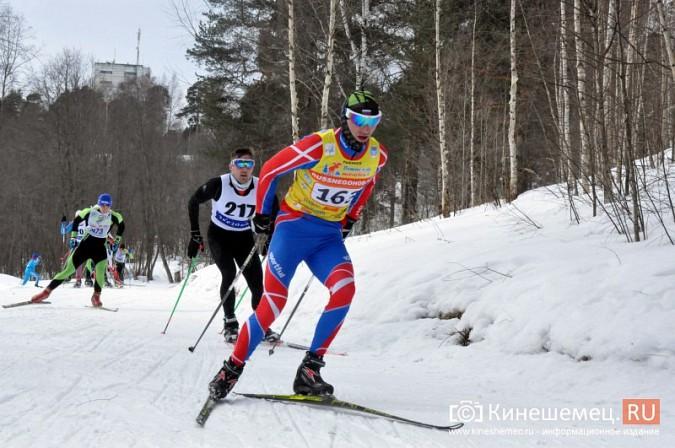 Кинешемский марафон собрал более 300 лыжников Ивановской области фото 51