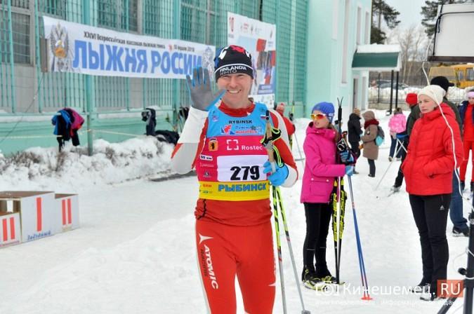 Кинешемский марафон собрал более 300 лыжников Ивановской области фото 33