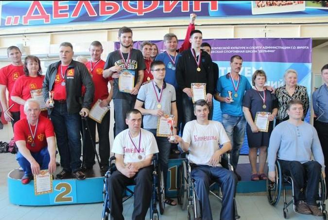 Кинешемские пловцы-паралимпийцы стали лучшими на областном чемпионате фото 2