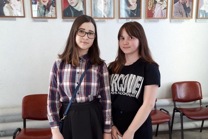 Кинешемская молодежь провела акцию «Я в театре» фото 11