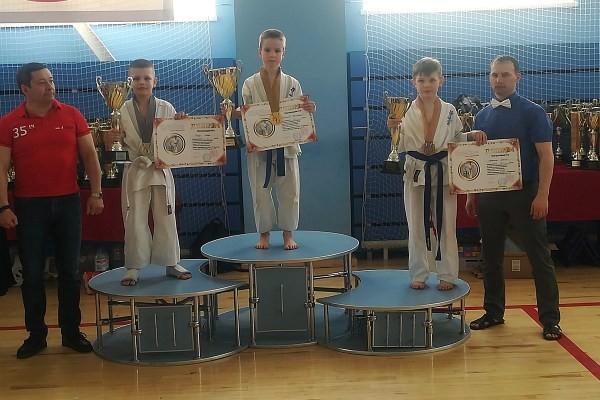 Кинешемские каратисты стали призерами международного турнира фото 4