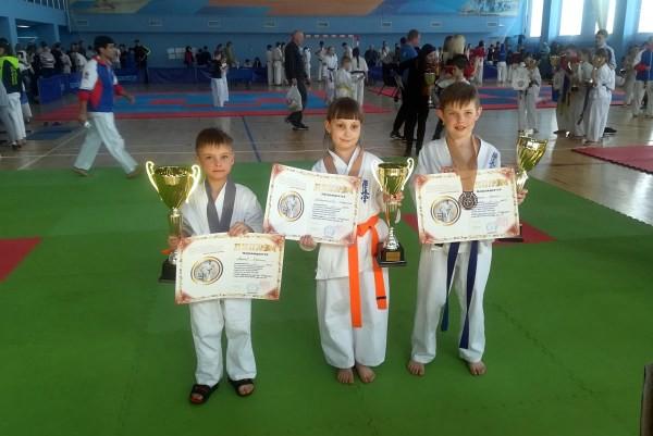 Кинешемские каратисты стали призерами международного турнира фото 5