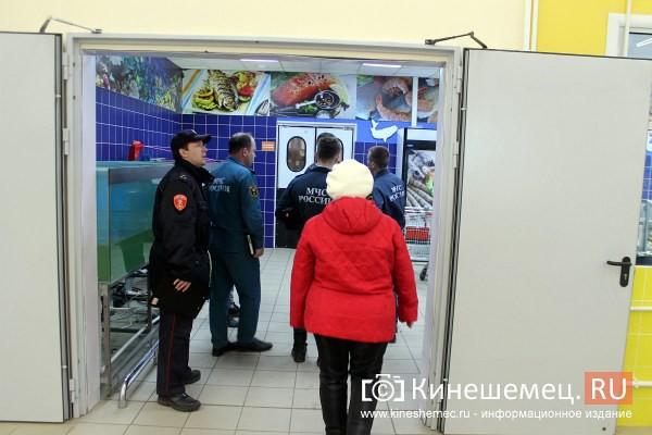 В Кинешме проверяющие пришли в самый крупный торговый центр города фото 55