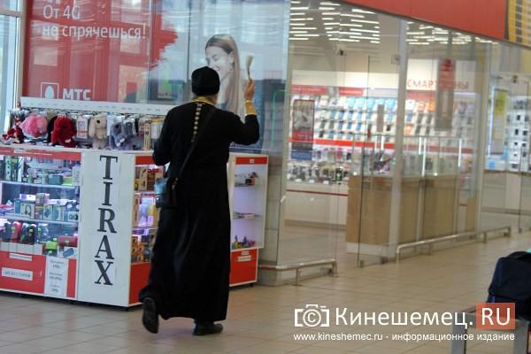 В Кинешме проверяющие пришли в самый крупный торговый центр города фото 52