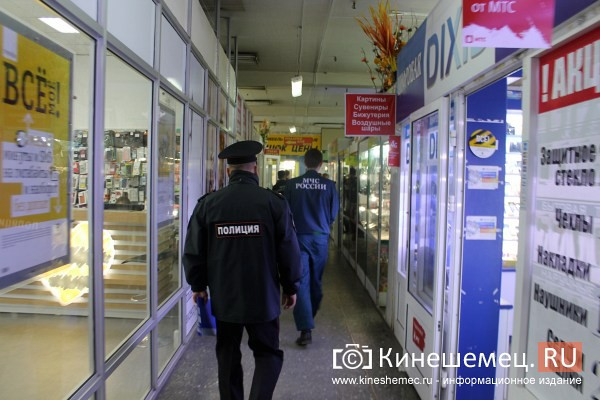 В Кинешме проверяющие пришли в самый крупный торговый центр города фото 5