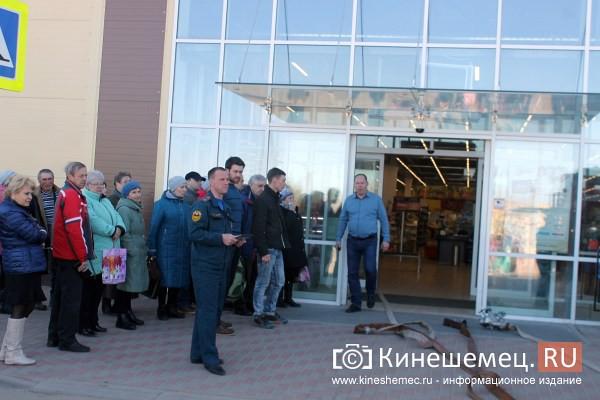 В Кинешме проверяющие пришли в самый крупный торговый центр города фото 63