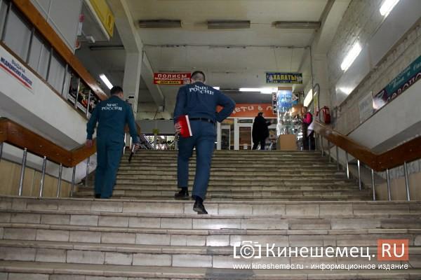 В Кинешме проверяющие пришли в самый крупный торговый центр города фото 22