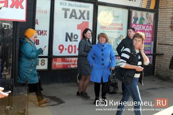 В Кинешме проверяющие пришли в самый крупный торговый центр города фото 12