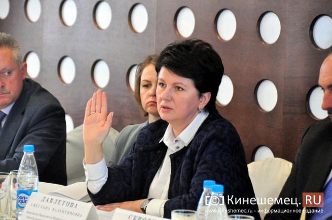 На встречу с кинешемским бизнесом приехали сразу два члена правительства региона фото 27
