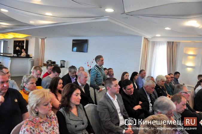 На встречу с кинешемским бизнесом приехали сразу два члена правительства региона фото 28