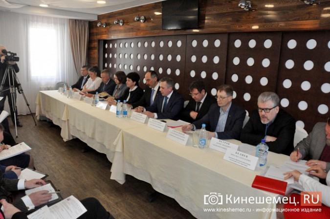 На встречу с кинешемским бизнесом приехали сразу два члена правительства региона фото 6