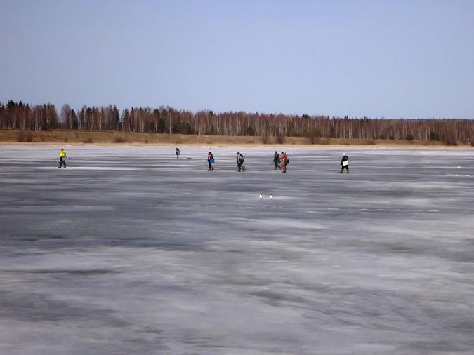 Троих горе-рыбаков спасли в Юрьевецком районе фото 3