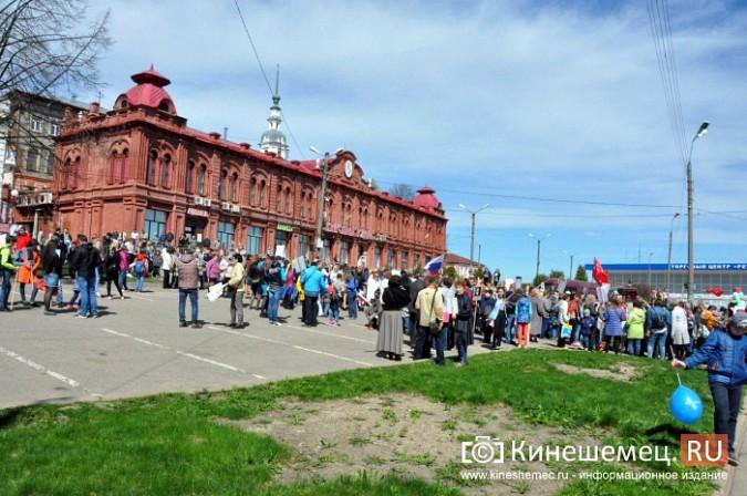 Шествие «Бессмертного полка» в Кинешме стало самым масштабным за годы его проведения фото 8