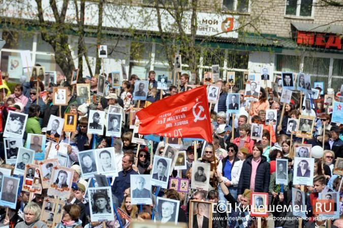 Шествие «Бессмертного полка» в Кинешме стало самым масштабным за годы его проведения фото 61