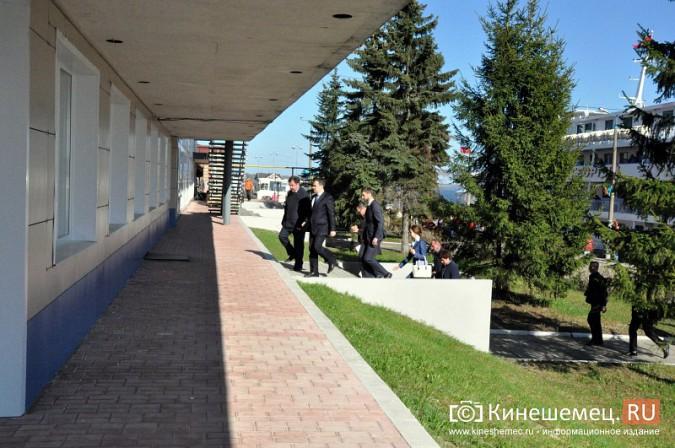 Станислав Воскресенский показал Кинешму Светлане Дрыге фото 13