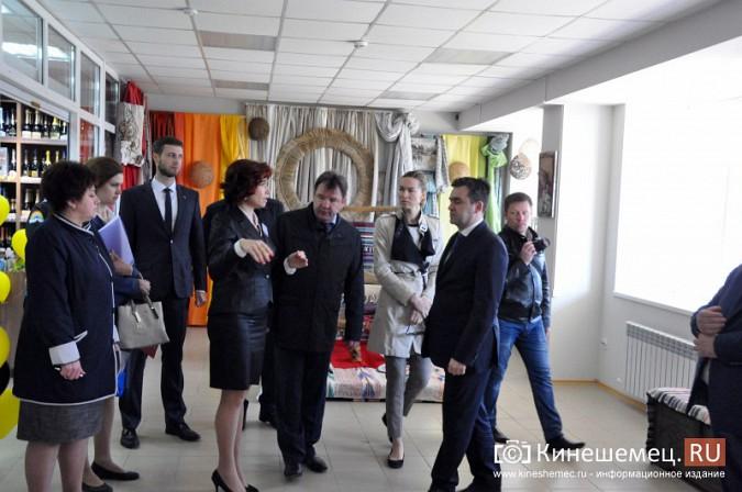Станислав Воскресенский показал Кинешму Светлане Дрыге фото 18