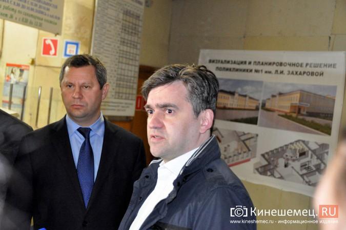 Станислав Воскресенский попросил начать ремонт поликлиники имени Захаровой с туалетов фото 8