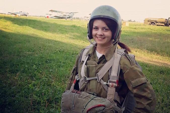Кинешемка Анна Куюзова промаршировала по Красной площади фото 6